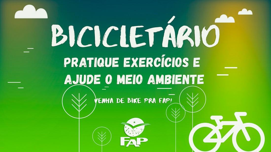 Imagem Bicicletário
