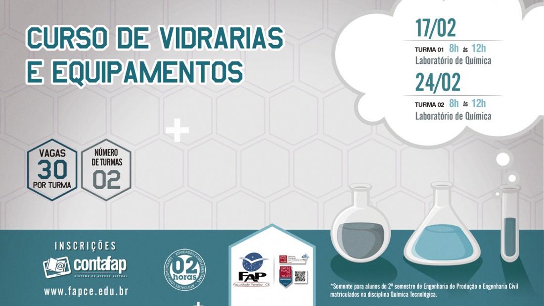 Banner do evento Cursos de Extensão