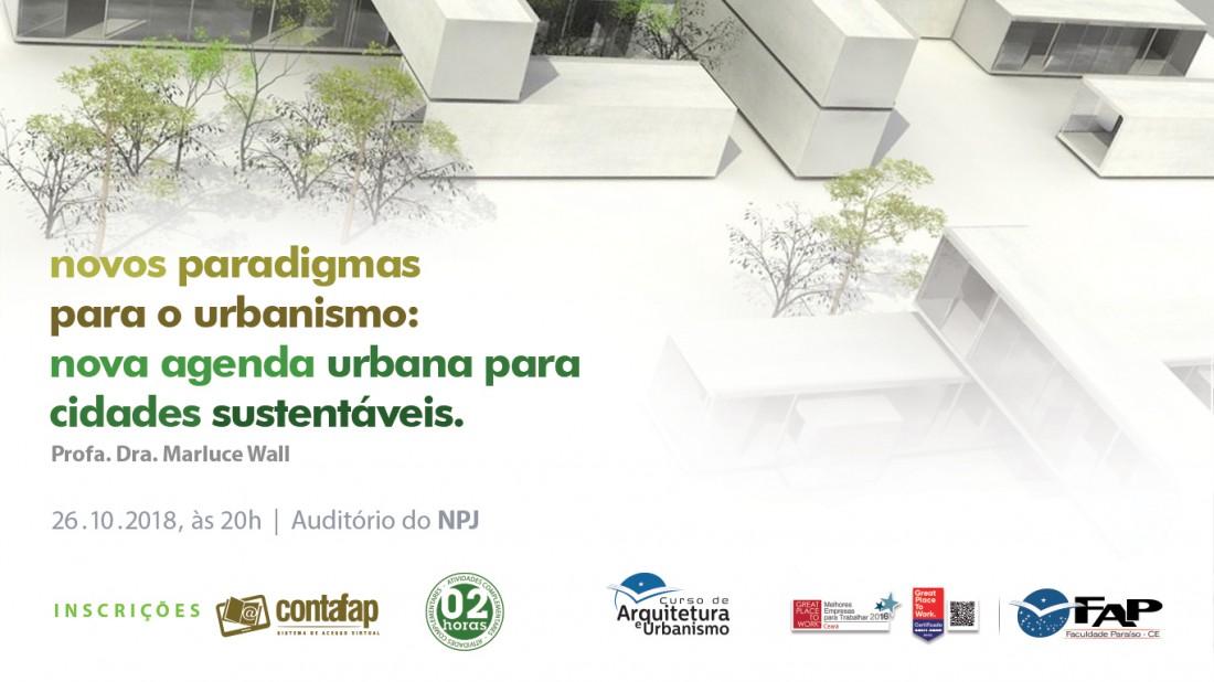 Banner do evento Palestras