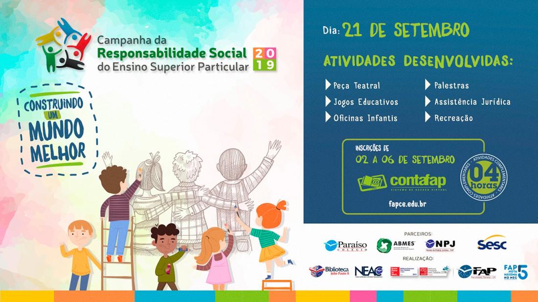 Banner do evento Responsabilidade Social