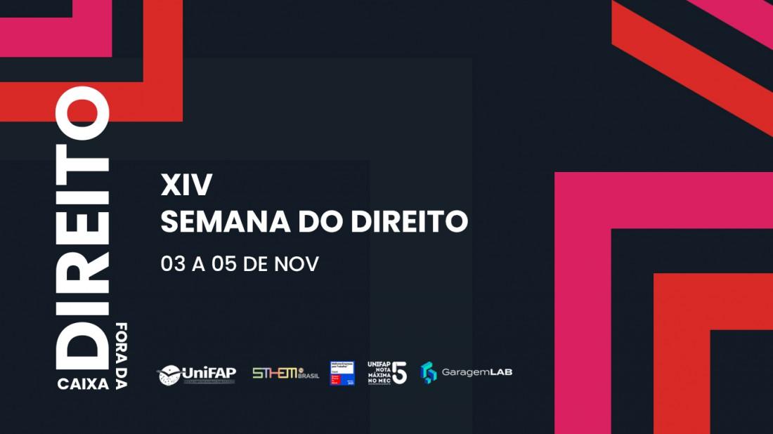 Banner do evento Semana de Direito
