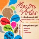 Imagem miniatura do evento Mostra de Artes