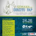 Imagem miniatura do evento Semana de Direito