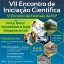 Imagem miniatura do evento Encontro de Iniciação Científica