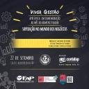 Imagem miniatura do evento Viver Gestão