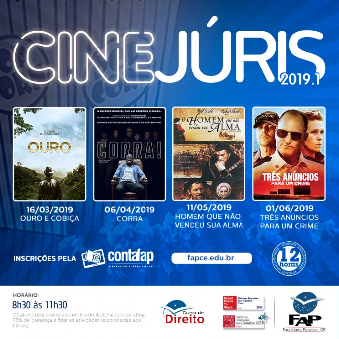 CineJuris 2019.1